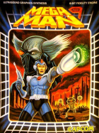 Mega Man 9 box art for Wii