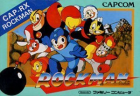 Rockman box art for NES