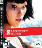 Mirror's Edge box art for PlayStation 3