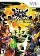 Muramasa: The Demon Blade box art for Wii