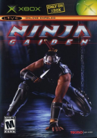 Ninja Gaiden box art for Xbox