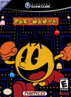 Pac-Man Vs. box art for Gamecube
