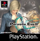 Parasite Eve II box art for PlayStation
