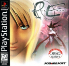 Parasite Eve box art for PlayStation