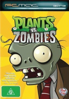 Plants vs. Zombies box art for PC