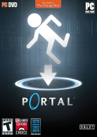 Portal box art for PC