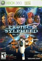 Project Sylpheed box art for Xbox 360