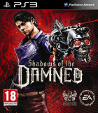 Shadows of the Damned box art for PlayStation 3