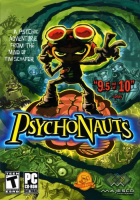 Psychonauts box art for PC