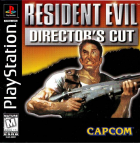 Resident Evil box art for PlayStation