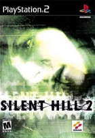 Silent Hill 2 box art for PlayStation 2