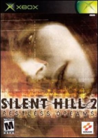 Silent Hill 2: Restless Dreams box art for Xbox