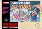 Super Mario All-Stars box art for Super NES