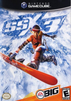 SSX 3 box art for Gamecube