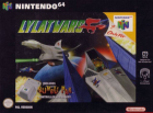 Star Fox 64 box art for Virtual Console