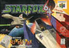 Star Fox 64 box art for Nintendo 64