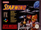 Starwing box art for Super NES