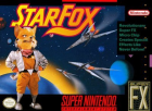 Star Fox box art for Super NES