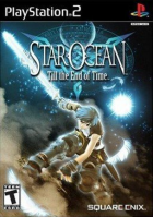 Star Ocean: Till the End of Time box art for PlayStation 2