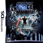Star Wars: The Force Unleashed box art for Nintendo DS