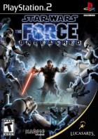 Star Wars: The Force Unleashed box art for PlayStation 2