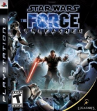 Star Wars: The Force Unleashed box art for PlayStation 3