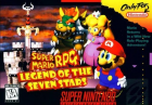 Super Mario RPG box art for Super NES