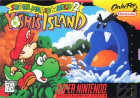 Super Mario World 2: Yoshi's Island box art for Super NES