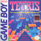 Tetris box art for Game Boy