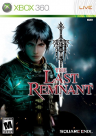 The Last Remnant box art for PC