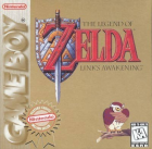 The Legend of Zelda: Link's Awakening (Player's Choice) box art for Game Boy