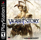 Vagrant Story box art for PlayStation