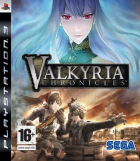 Valkyria Chronicles box art for PlayStation 3