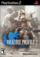 Valkyrie Profile -Silmeria- box art for PlayStation 2