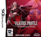 Valkyrie Profile: Covenant of the Plume box art for Nintendo DS