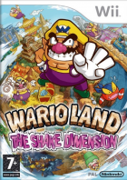 Wario Land: The Shake Dimension box art for Wii