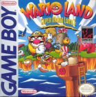 Wario Land: Super Mario Land 3 box art for Game Boy