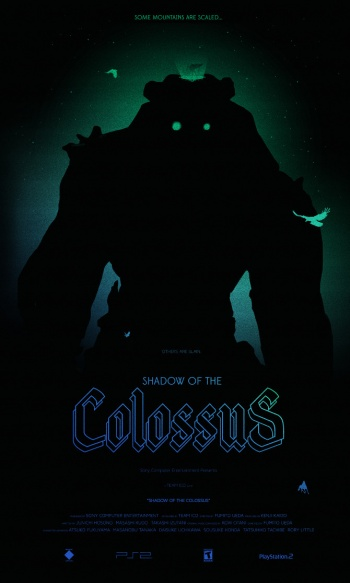 shadow of the colossus color web