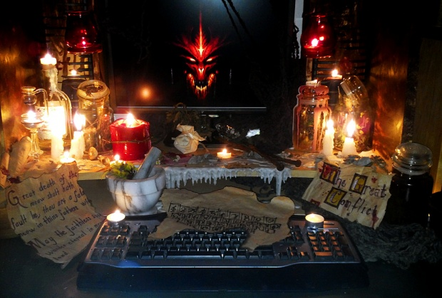 diablo iii shrine