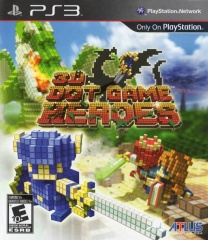 3D Dot Game Heroes box art