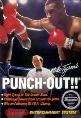 Mike Tyson's Punch-Out!! box art