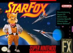 Star Fox box art