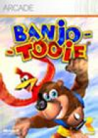 Banjo-Tooie box art for Xbox 360