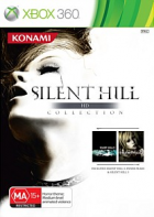 Silent Hill HD Collection box art for Xbox 360