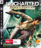 Uncharted: Drake's Fortune box art for PlayStation 3