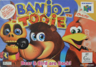 Banjo-Tooie box art for Nintendo 64