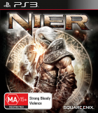 NieR box art for PlayStation 3