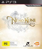Ni no Kuni: Wrath of the White Witch box art for PlayStation 3