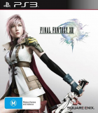 Final Fantasy XIII box art for PlayStation 3