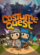 Costume Quest box art for PC